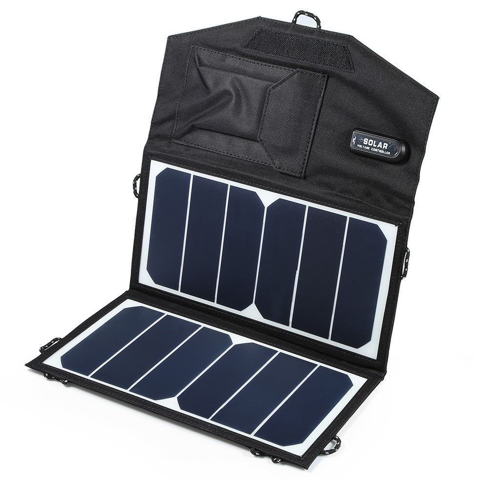Sunpower solar panel charger