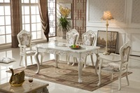 Furniture Design Special Offer Rushed Antique Wooden No Cam Sehpalar Loft 2019 French Style Dinning Table