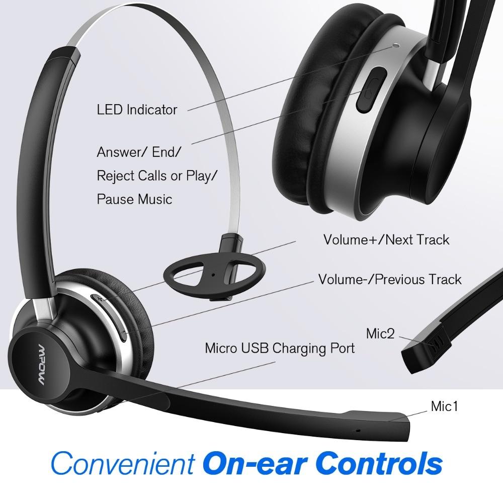 Mpow HC3 Bluetooth Earphone (6)