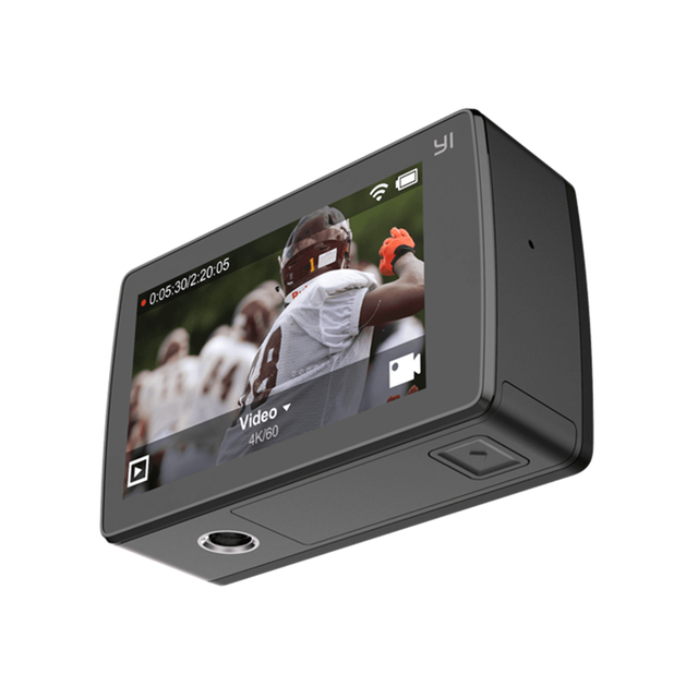 4K+ Action Camera YI International Edition