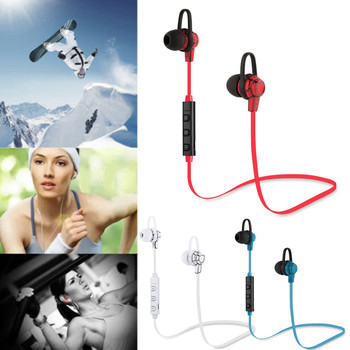 2019 New High Quality Wireless Bluetooth Headset SPORT Stereo In-ear Earphone for Samsung for HP for HTC for Lenovo for LG