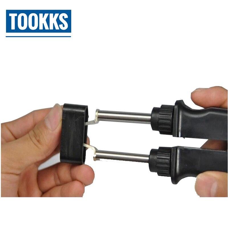 Оригинальный AOYUE T001 950/950 + Электрический пинцет для поверхностного монтажа IC паяльная станция для BGA SMD ремонт решение инструмент