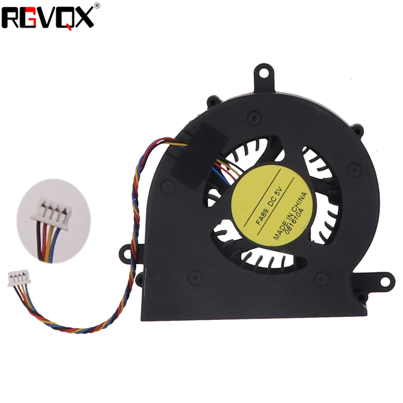 Купить с кэшбэком NEW Laptop Cooling Fan For Lenovo B465C G465C G465 G470E PN: FW0560-SP084B CPU Cooler Radiator Replacement
