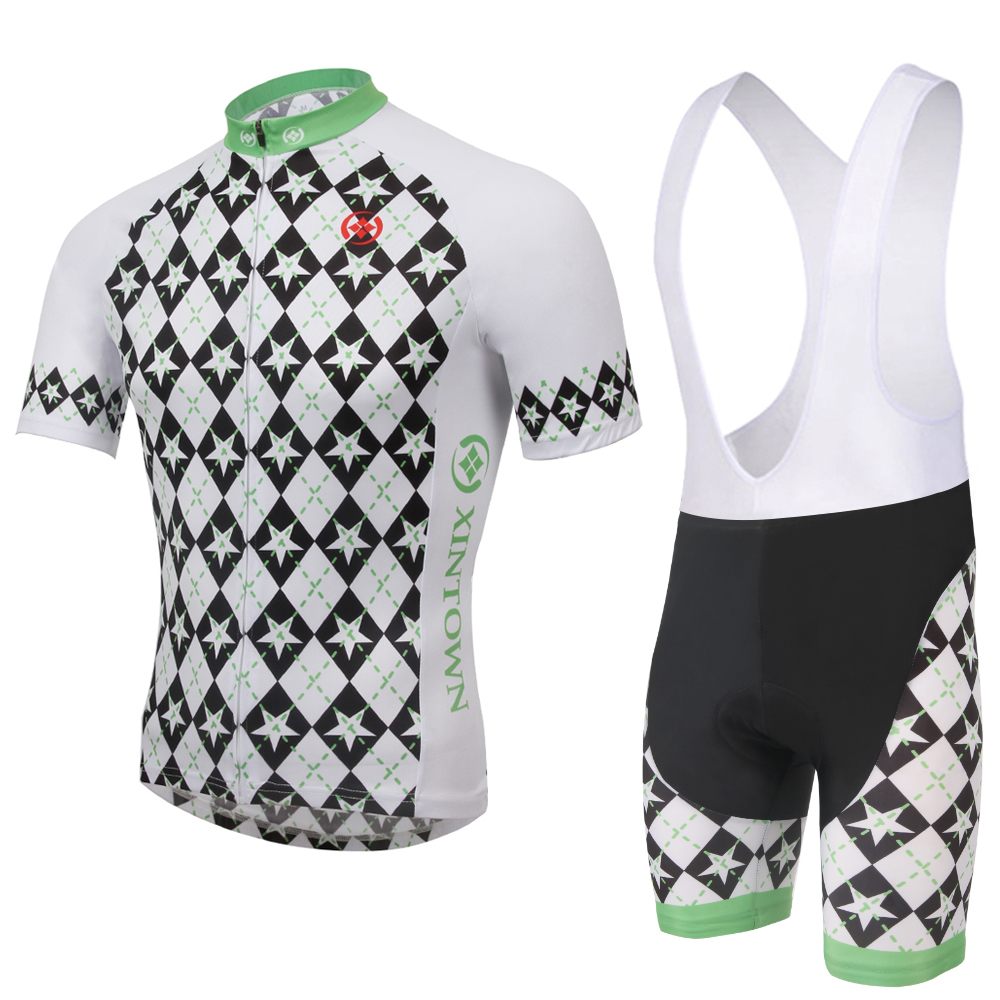 Cycling Jersey Sets Short Sleeve Mtb Clothing  Masculino Ropa Ciclismo Bicycle  Sportswear and Bib Shorts Kits Suits 3d Pad keyiyuan children cycling clothing set ropa ciclismo bicycle kids summer bike short sleeve jersey shorts sets blue
