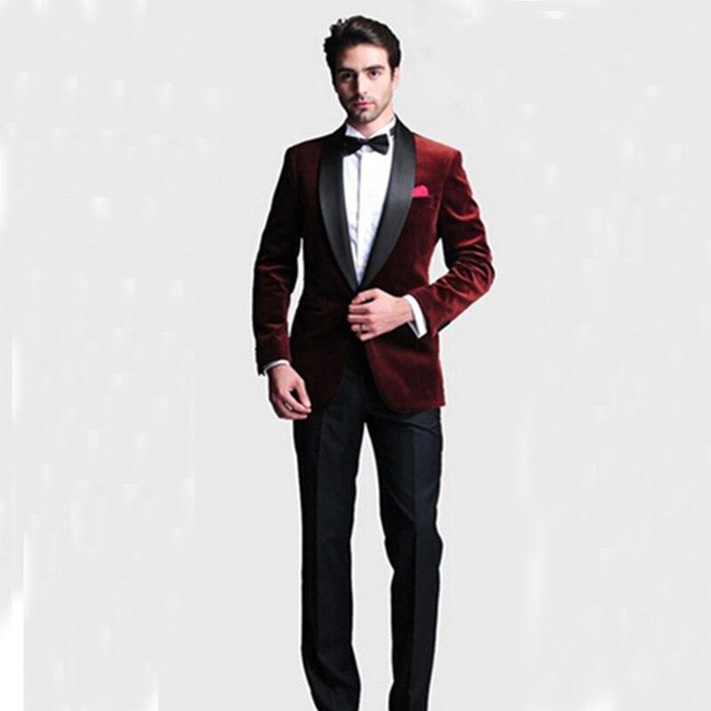 jacke + Hose + Weste Männer Anzug Marke Mens Formale Kleid Anzüge Bühne Kostüme Hochzeit Bräutigam Smoking Kostüm Homme Terno Masculino Xxl Anzüge & Blazer