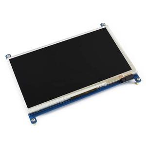 Image 5 - Waveshare7inch HDMI LCD (B), 800*480, 7 קיבולי מסך מגע, HDMI ממשק, עבור פטל Pi, תמיכה Windows10/8.1/8/7