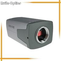 Kamera CCD kamera Elektroniczny Mikroskop Okular mikroskopu Cyfrowego Wideo MC-037V (C) 48 linii TV (2 m) 0.37 mega pikseli
