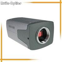 Microscope webcam Electronic Eyepiece Microscope Digital CCD Video camera MC 037V(C) 48 TV lines(2m) 0.37 mega pixels