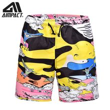2019 New 3D Print Men's Board Shorts Summer Sea Beach Surfing Pool Swimming Short Trunks Casual Shorts Dropshipping AM2140(China)