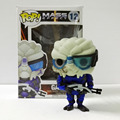 Funko Pop Game Mass effect Garrus Vinyl figure Model Toy Gifts kids mass effect cosplay PVC Dollls for Children Free shipping