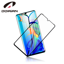 Ddaian 1/2Pcs for Huawei P30lite Protective Tempered Glass High Definition Ultra-thin Protective Glass Screen цена