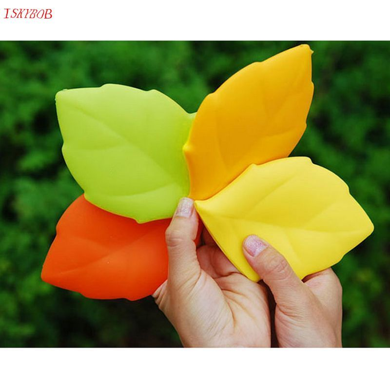 Beauty Leaf Portable Silicone Drinking Wash Gargle Travel Cup Pocket цены