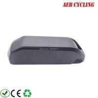Высокой мощности вниз трубки аккумулятор 52 В 17.5Ah литий ионный 52 В высокого напряжения электрический велосипед батареи для жира шин велосип