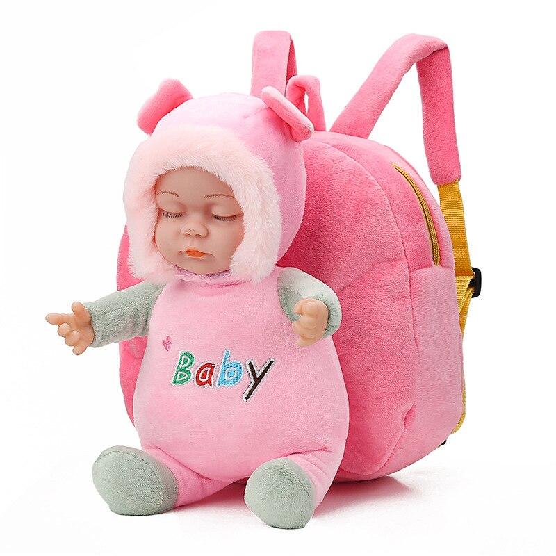 Lxfzq bolsa menina crianças da menina do bebê mochila crianças mochila sacos de escola para meninos crianças sacos de escola shool saco