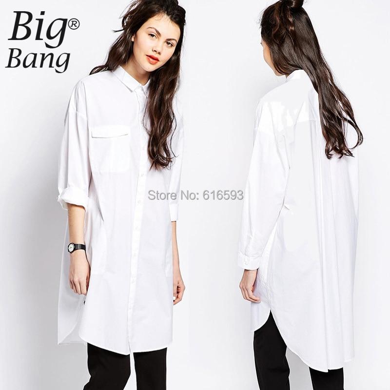 Popular Plus Size Boyfriend Shirt Dress-Buy Cheap Plus Size ...