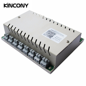 Image 2 - Domotica オガルスマートホームオートメーションモジュールコントローラネットワークリレーリモコンセキュリティ警報システム 8 ギャングイーサネット