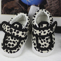 High quality 2015 baby shoes girls boys shoes first walkers infant baby polka dot toddler shoes boys prewalkers baby crib shoes