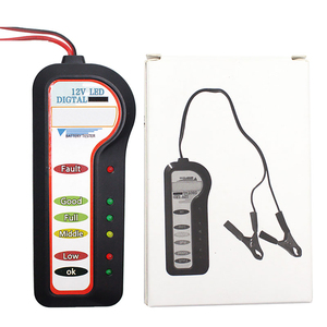 Image 3 - 12V Car Battery Tester Diagnostic Tool Alternator Voltage Automobile Vehicle Battery Scanner