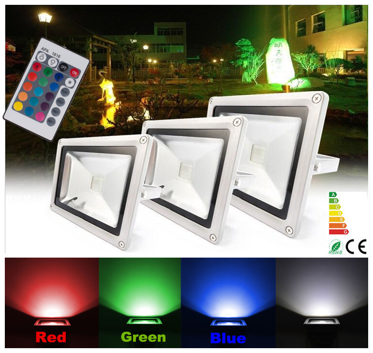 Aliexpress.com : Buy 10W Outdoor Garden Light Waterproof RGB Color Changing  Flashlight 12 Volt Outdoor Landscape Lighting From Reliable Light Puck  Suppliers ...