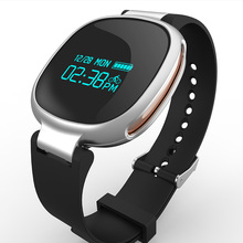 Smart Wrist Watch Heart Rate Monitor Bluetooth Bracelet IP67 Waterproof Swimming Wristband Fitness Tracker For iOS Android