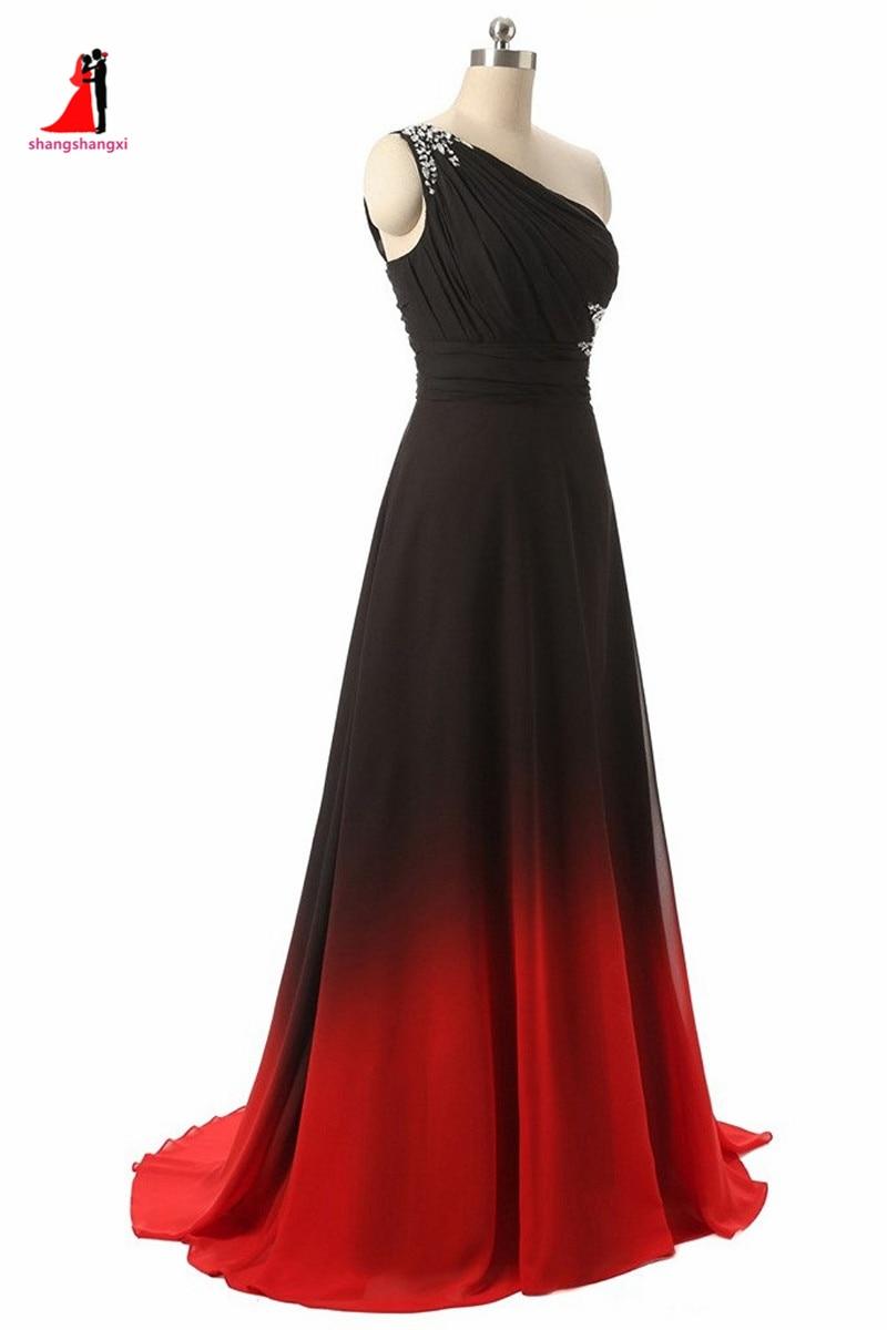 All Black Prom Dress