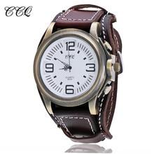 2016 Homens Relógios Desportivos Militares Relógios CCQ Marca Do Vintage Masculino Relógio de Quartzo-relógio Relogio masculino Reloj Hombre Horas C17