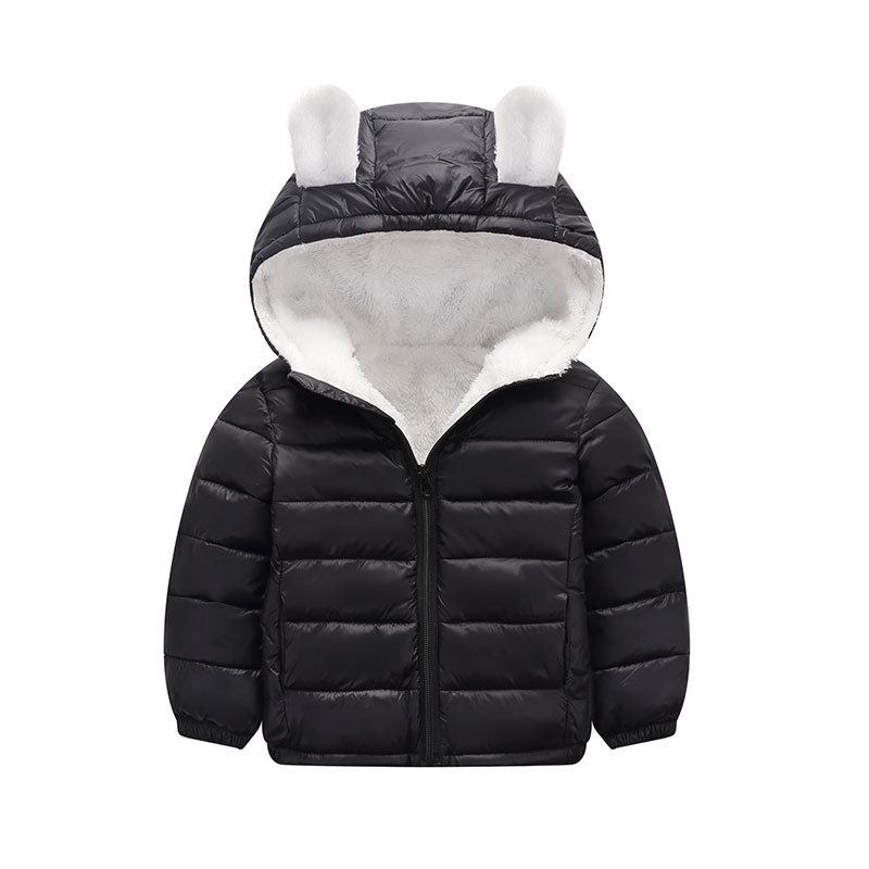 Baby Girls Jacket Children Outerwear Coat Fashion Girls Jacket For Boys Clothes 2018 Autumn Winter Infant Boy Coat Jacket Kids