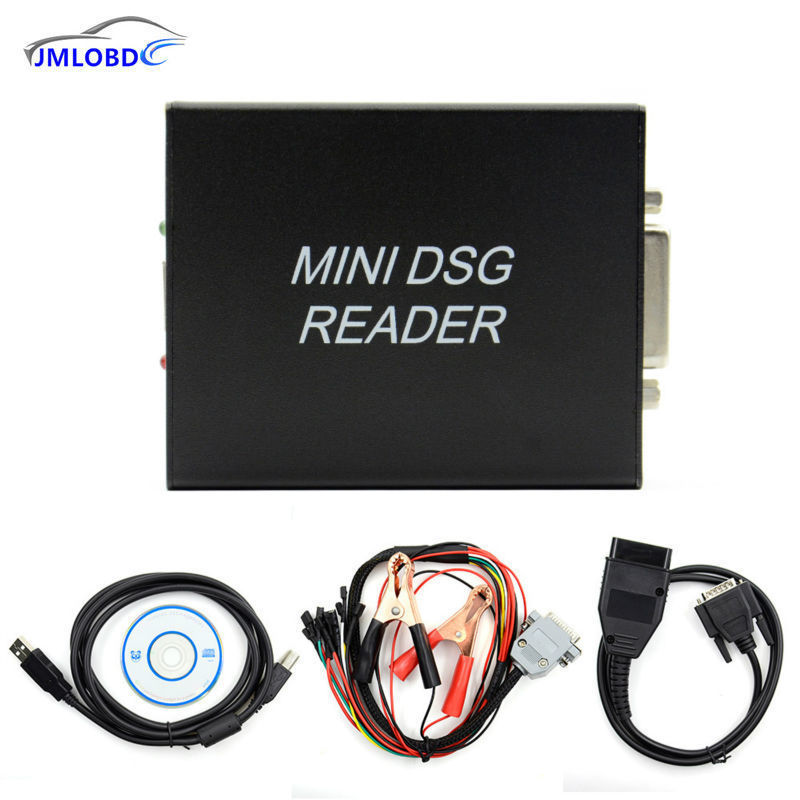 цена MINI DSG Reader (DQ200+DQ250) For VW/AUDI New Release DSG Gearbox Data Reading/ Writing Tool