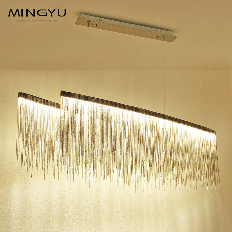 2018 New modle long chandelier crystal lighting for house deco chandliers luxury crystal chandelier