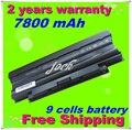 Jigu nova bateria de 9 células da bateria do portátil para dell inspiron 14r N4050 N4110 N4010 N4010-148 15R N5010 N5010D N5110 N7010 N7110 J1KND