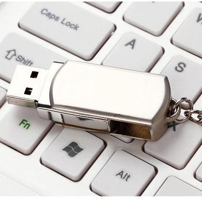 HOT USB 3.0 Flash Drive 32/64 / 128GB Pen Drive 16GB 8GB Nøglering - Ekstern lagring - Foto 5