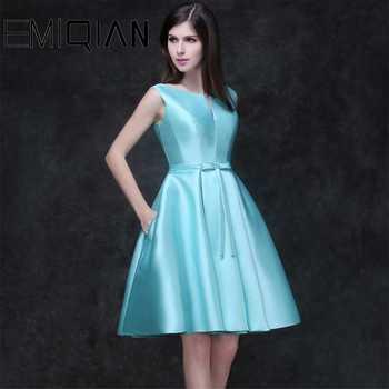NEW Elegant Homecoming dresses Short Graduation Gown Sky Blue Short Prom dress - DISCOUNT ITEM  35% OFF Weddings & Events