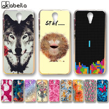 AKABEILA Soft TPU Cases For HTC Desire 620G 820 Mini Cases Dual Sim 820mini 620 G Covers Nutella Flamingo Tetris Bags Bumper(China)