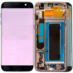Original S7 Edge LCD For Samsung Galaxy