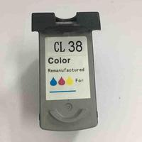 CL 38 Black Compatible Ink Cartridge For Canon CL 38 For CANON PIXMA MP210 MP140 MX300