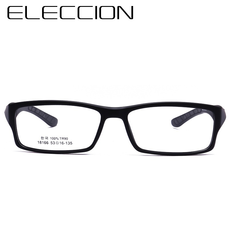 312f020079 ELECCION Young Cool Style Sport Eye Glasses Frames for Men eyeglasses  frames men glasses frame optical prescription glasses -in Eyewear Frames  from Apparel ...