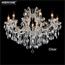 Classic crystal chandelier lighting Deckenleuchten fixture lampadari maria theresa light luminaria for lobby foyer MD8477