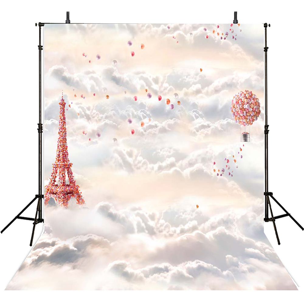 Children Photography Backdrops Clouds Backdrop For Photography Girls Background For Photo Studio Balloons Foto Achtergrond children photography backdrops clouds backdrop for photography girls background for photo studio balloons foto achtergrond