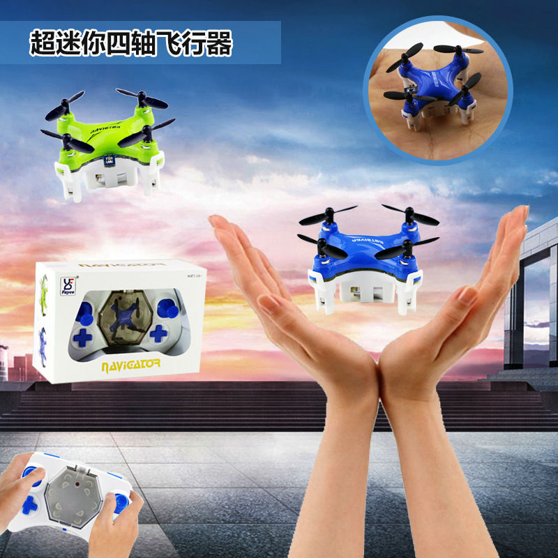 Fayee FY804 Coin size 2.4G 6 Axis Gyro Headless World's Smallest Drone Tiny Nano Drone Super Cute RC Quadcopter vs JJRC H20 cx10