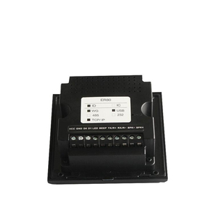 Image 2 - Smart QR code reader 125khz ID / 13.56mhz IC wiegand 26/34 output can as access control card reader  2D QR code scanner