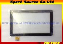 "Tablet Touch panel Táctil de Pantalla Para 10.1 ""Supra M12CG Tablet Touch Panel Digitalizador Del Sensor de Reemplazo"