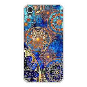 Image 4 - Cover Case For HTC Desire 820 Soft Silicone TPU Fashion Pattern Painted Back Cover For HTC Desire 820 Phone  Cases