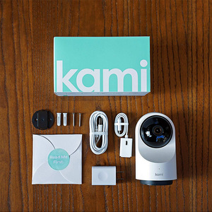Image 5 - Kami Full HD Wifi Indoor Security Camera, 1080P IP Cam Motion Tracking Home Monitor System Privacy Mode 6 months Free Cloud