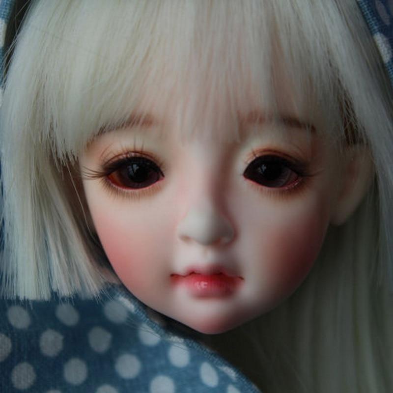 цена Dollmore DM Coco BJD SD Doll 1/6 Body Model Boys Girls High Quality Resin Toys Free Eye Birthday Present Shop