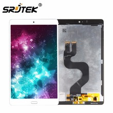 Srjtek 8.4″ For Huawei MediaPad M3 BTV-W09 BTV-DL09 LCD Display Matrix Touch Screen Digitizer Panel Sensor Glass Tablet Assembly