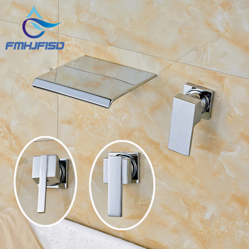 High Quality Best Price Bright Chrome Finish Wall Mounted Single Handle Basin Faucet niko 50pcs chrome single coil pickup screws