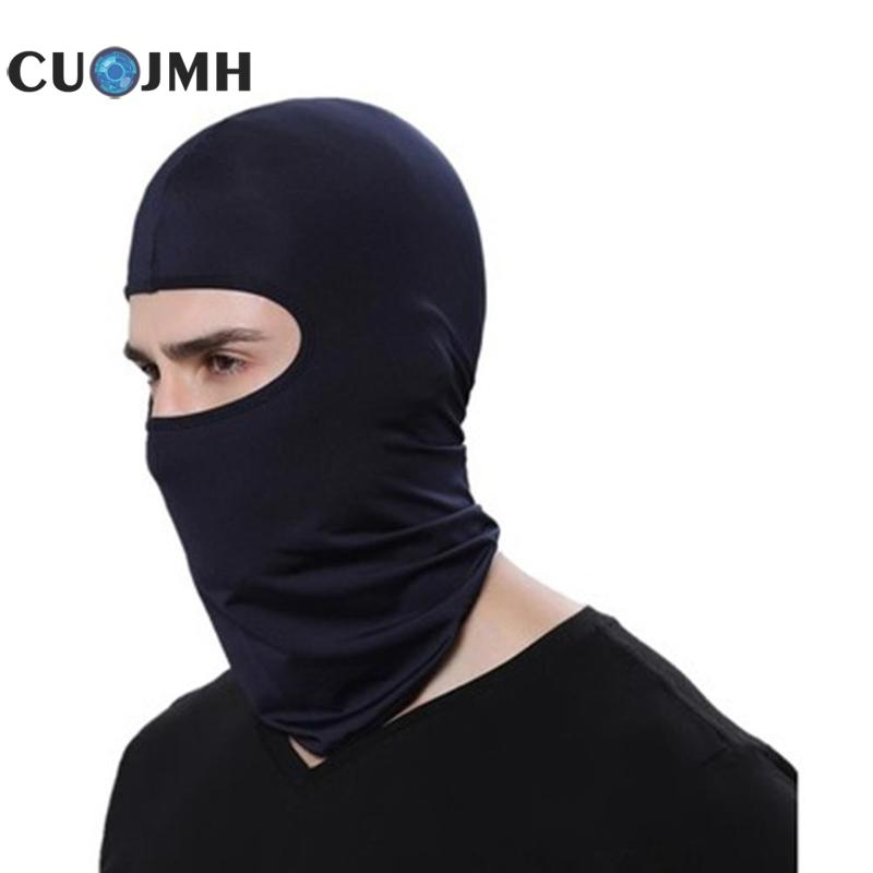 1 Pcs Face Shield Protection Tactical Paintball Military Army Anti-terrorism Mask Lycra Fabric Dust Prevention Face Shield islam between jihad and terrorism