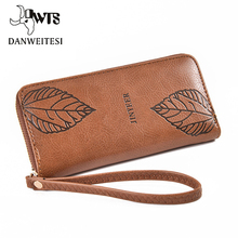 [DWTS]wallet women fashion long clutch large capacity wallet