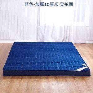 Image 2 - Colchón de dormitorio Vescovo de 6 10cm de espuma de memoria gruesa Tatami plegable para estudiantes para colchas familiares King Queen Twin tamaño completo