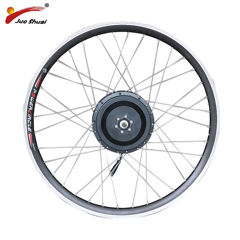 Free Shipping Electric Bike Wheel Motor 36V 48V 500W front rear Motor Wheel for 20 24 26 700C 28 Electric Bicycle E bike